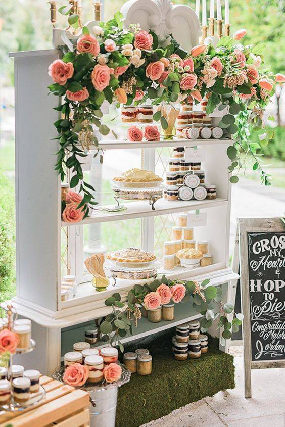 Wedding Dessert Table Ideas  21 Stunning Outdoor Wedding Dessert Table Ideas