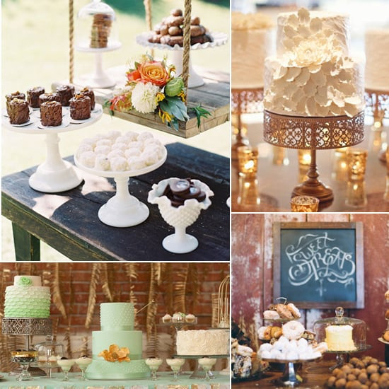 Wedding Desserts Ideas  Wedding Dessert Table Ideas