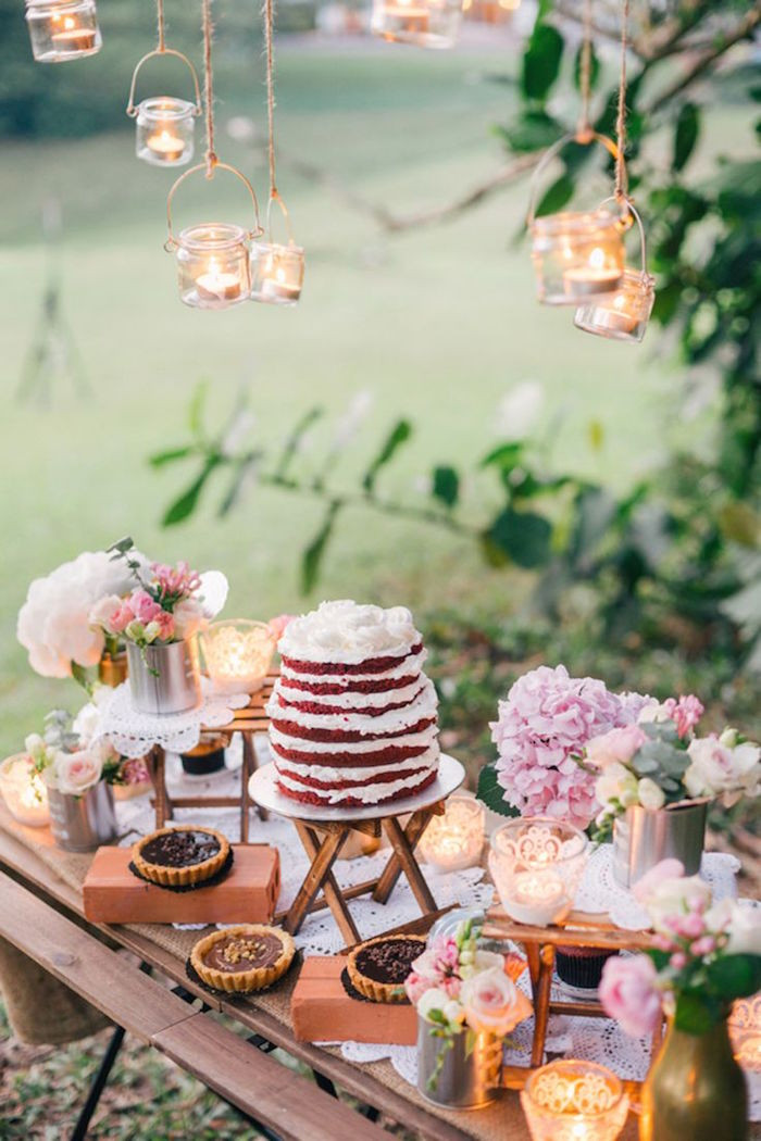 Wedding Desserts Ideas  Wedding Dessert Table Ideas MODwedding