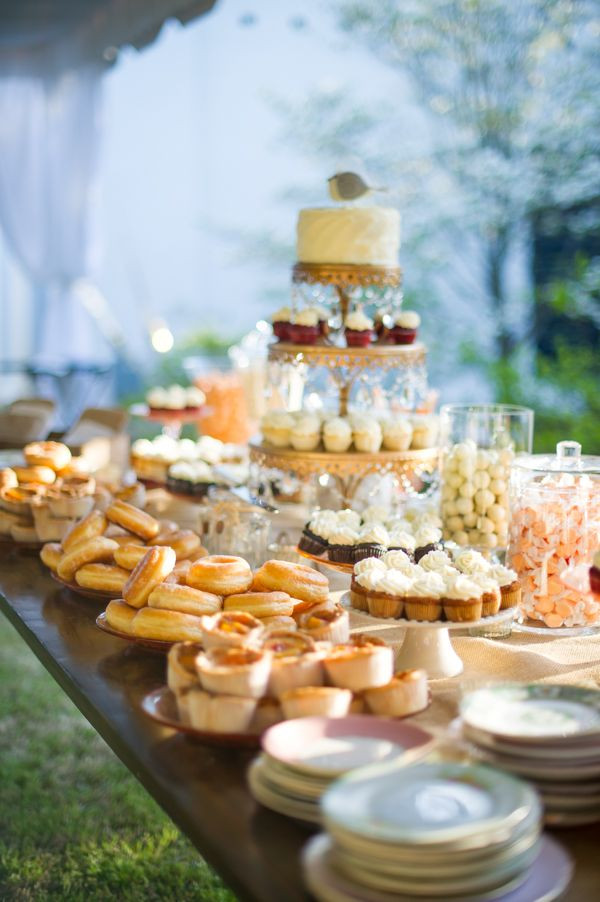 Wedding Desserts Ideas  Wedding Dessert Buffet Ideas for Christmas & Winter