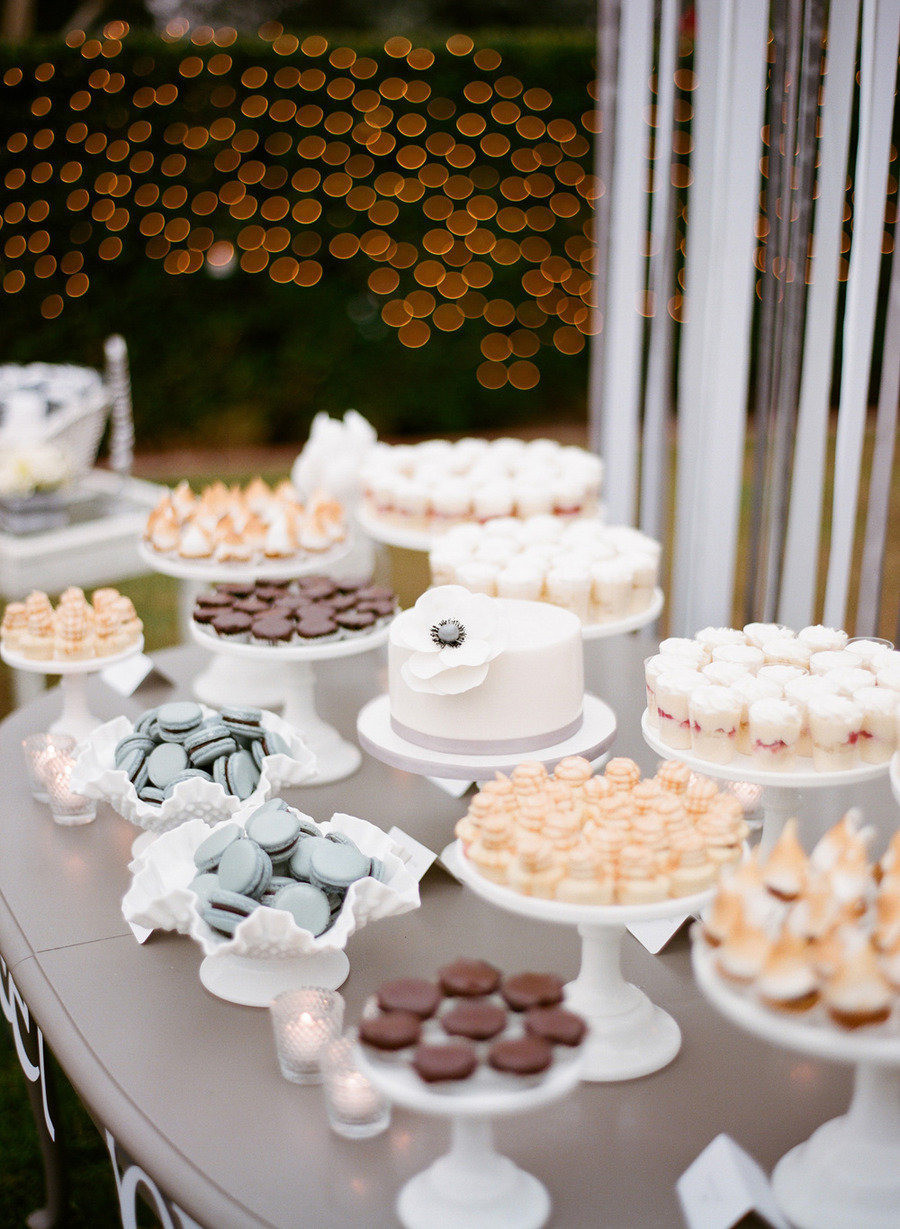 Wedding Desserts Ideas  Wedding Dessert Ideas that are not cake wedding dessert