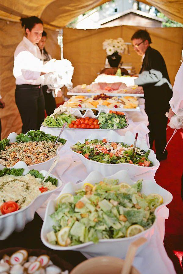 Wedding Dinner Ideas  25 best ideas about Buffet Decorations on Pinterest