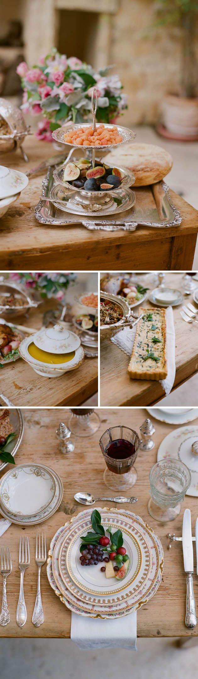 Wedding Dinner Ideas  elegant wedding dinner ideas