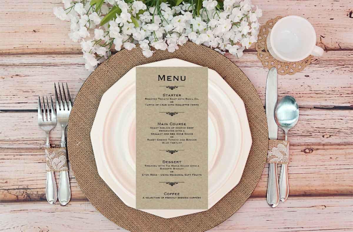 Wedding Dinner Ideas  Winsome Wedding Rehearsal Dinner Menu Ideas Wedding Magazine