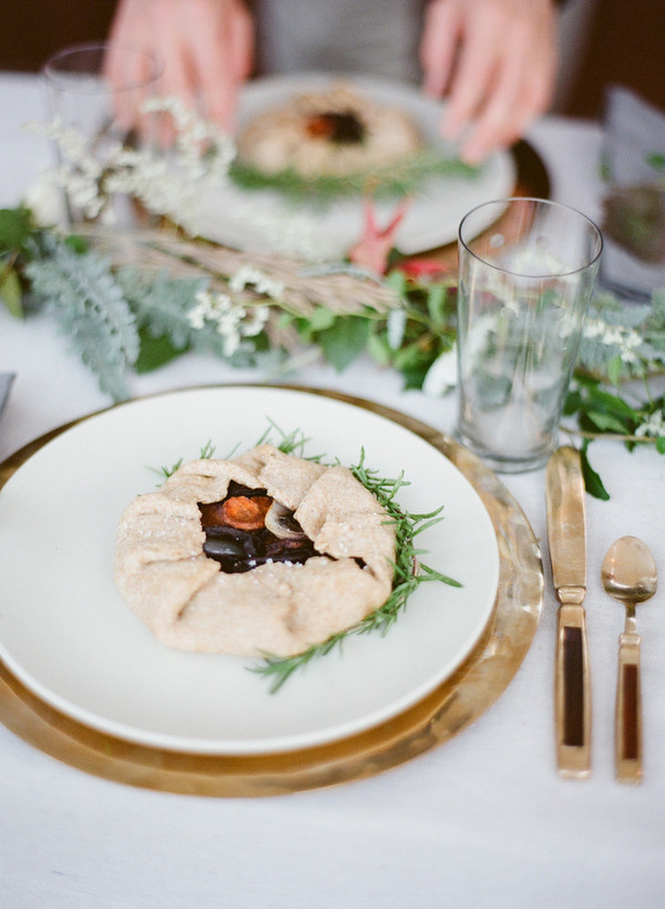 Wedding Dinner Ideas  Fall Wedding Dinner Ideas ce Wed