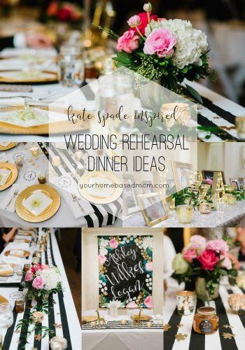Wedding Dinner Ideas  Wedding Rehearsal Dinner Ideas your homebased mom