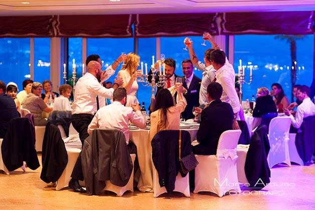 Wedding Dinner Music  Music during wedding dinner in Italy by Sartoria della Musica