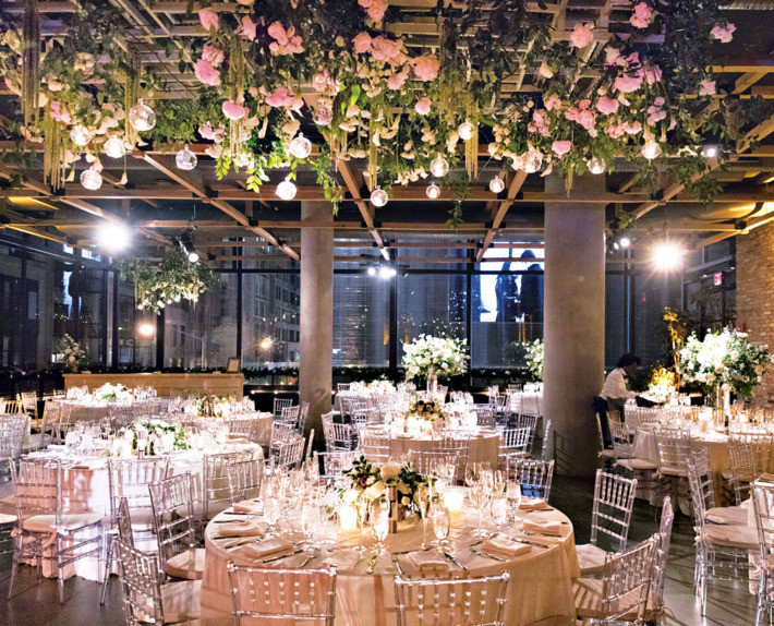 Wedding Reception Dinners  15 New Outdoor Wedding Reception Venues in NYC