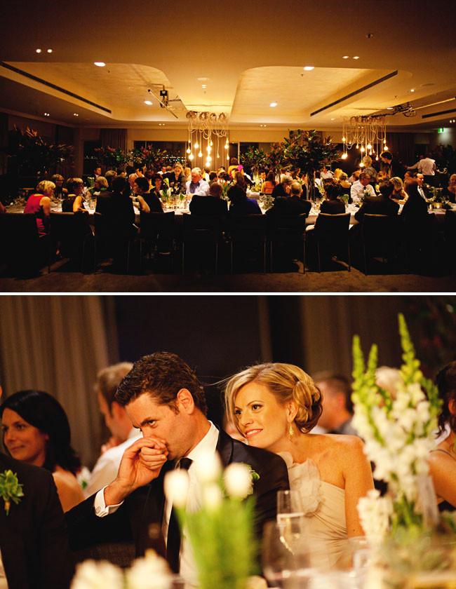Wedding Reception Dinners  An Australian Dinner Party Wedding