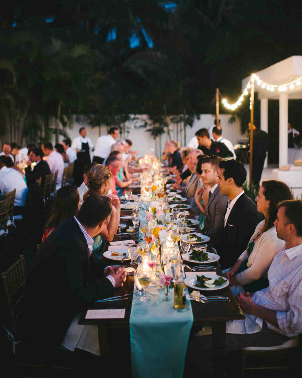 Wedding Reception Dinners  Your Wedding Reception Etiquette Questions Answered