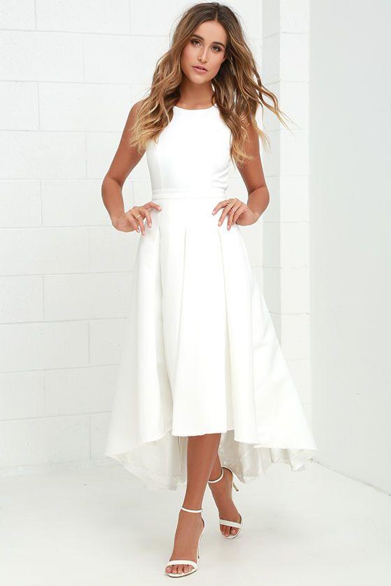 Wedding Rehersal Dinner Dresses  Best 25 White dress ideas on Pinterest