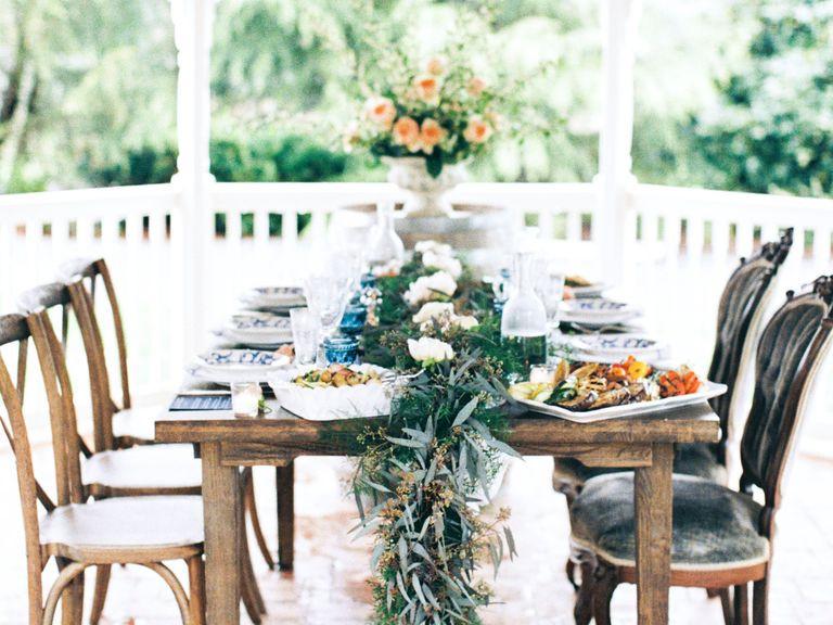 Wedding Rehersal Dinners  The Top 5 Wedding Rehearsal Dinner Etiquette Q&As
