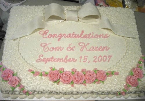 Wedding Sheet Cake Costco  88 best images about Sheet cake designs on Pinterest