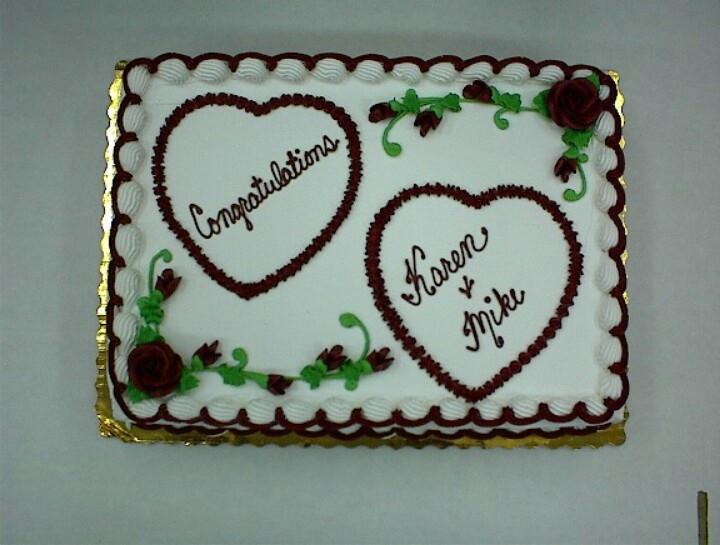 Wedding Sheet Cake Ideas  Wedding Sheet Cake Designs Wedding and Bridal Inspiration
