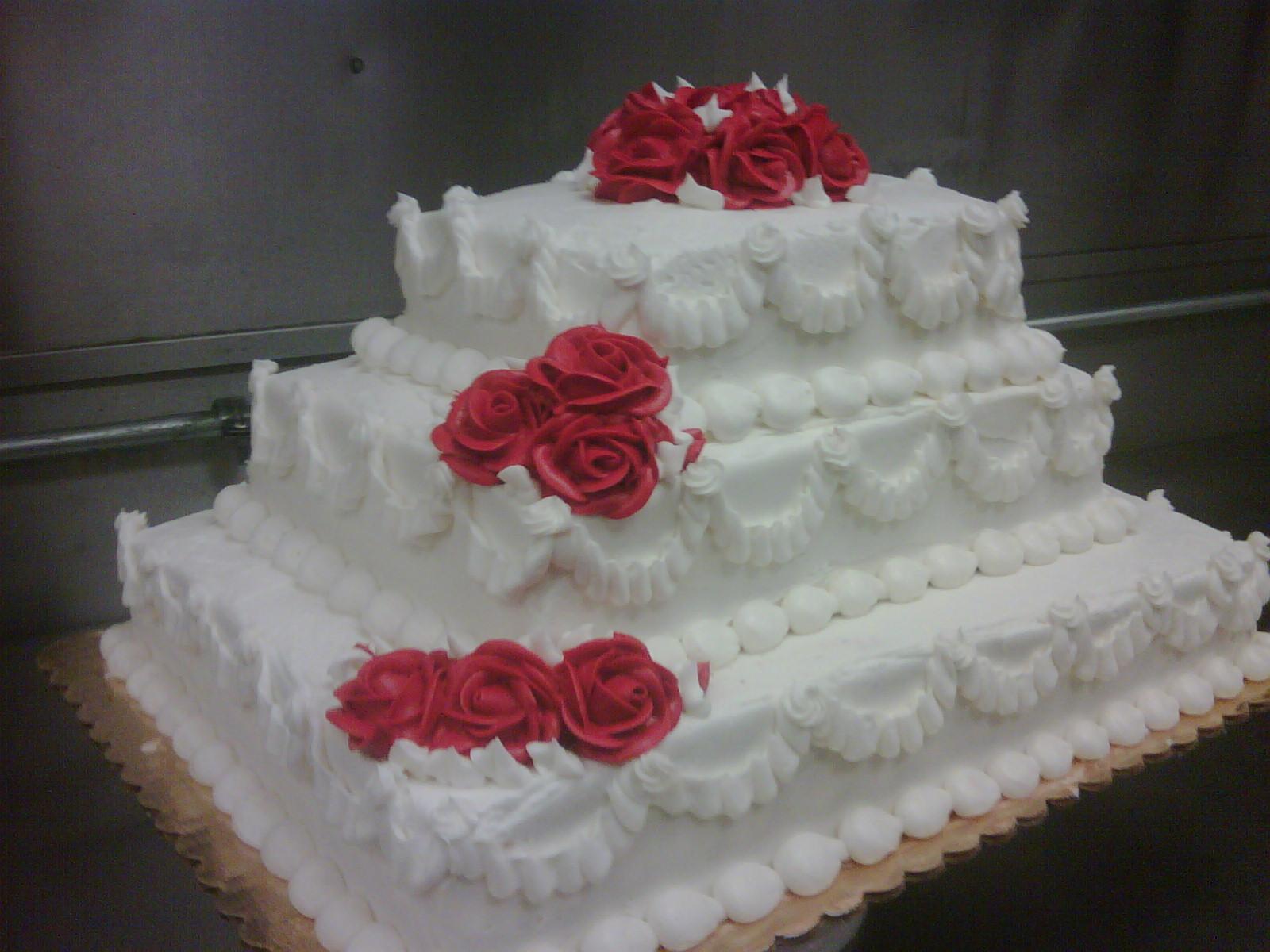 Wedding Sheet Cake  Wedding Cake