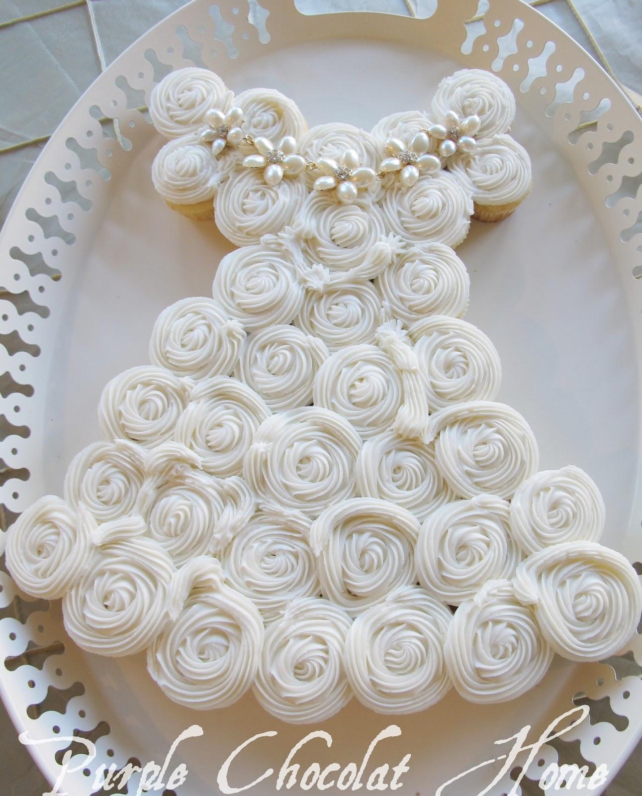 Wedding Shower Cakes Images  Perfect Bridal Shower Cake Purple Chocolat Home