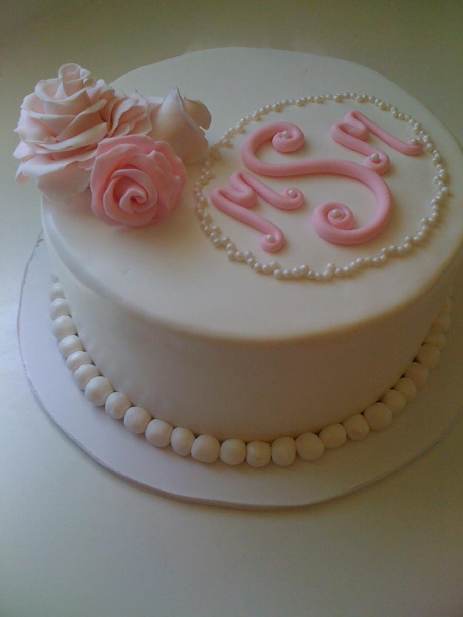 Wedding Shower Cakes Images  Bridal Shower Cake CakeCentral