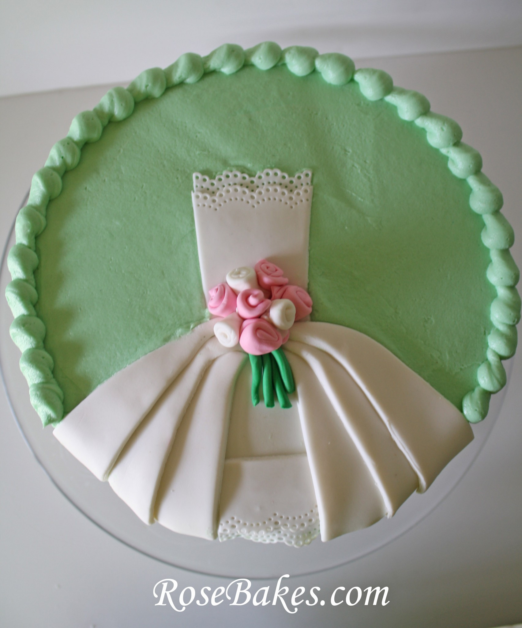 Wedding Shower Cakes Images  Bridal Shower Cake