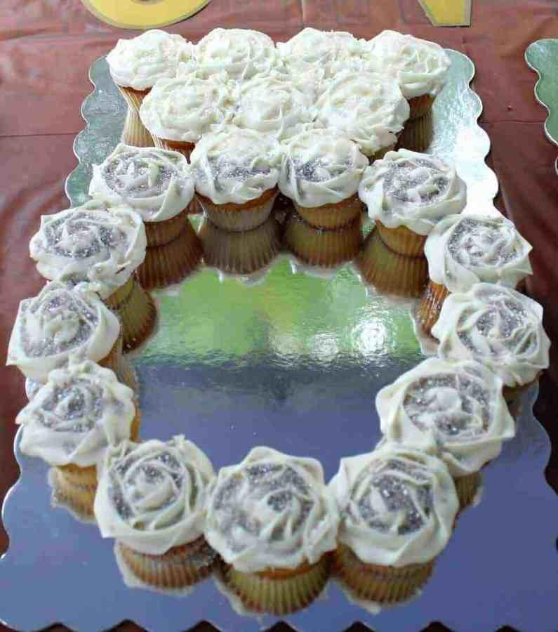 Wedding Shower Cup Cakes  Bridal Shower Cupcakes