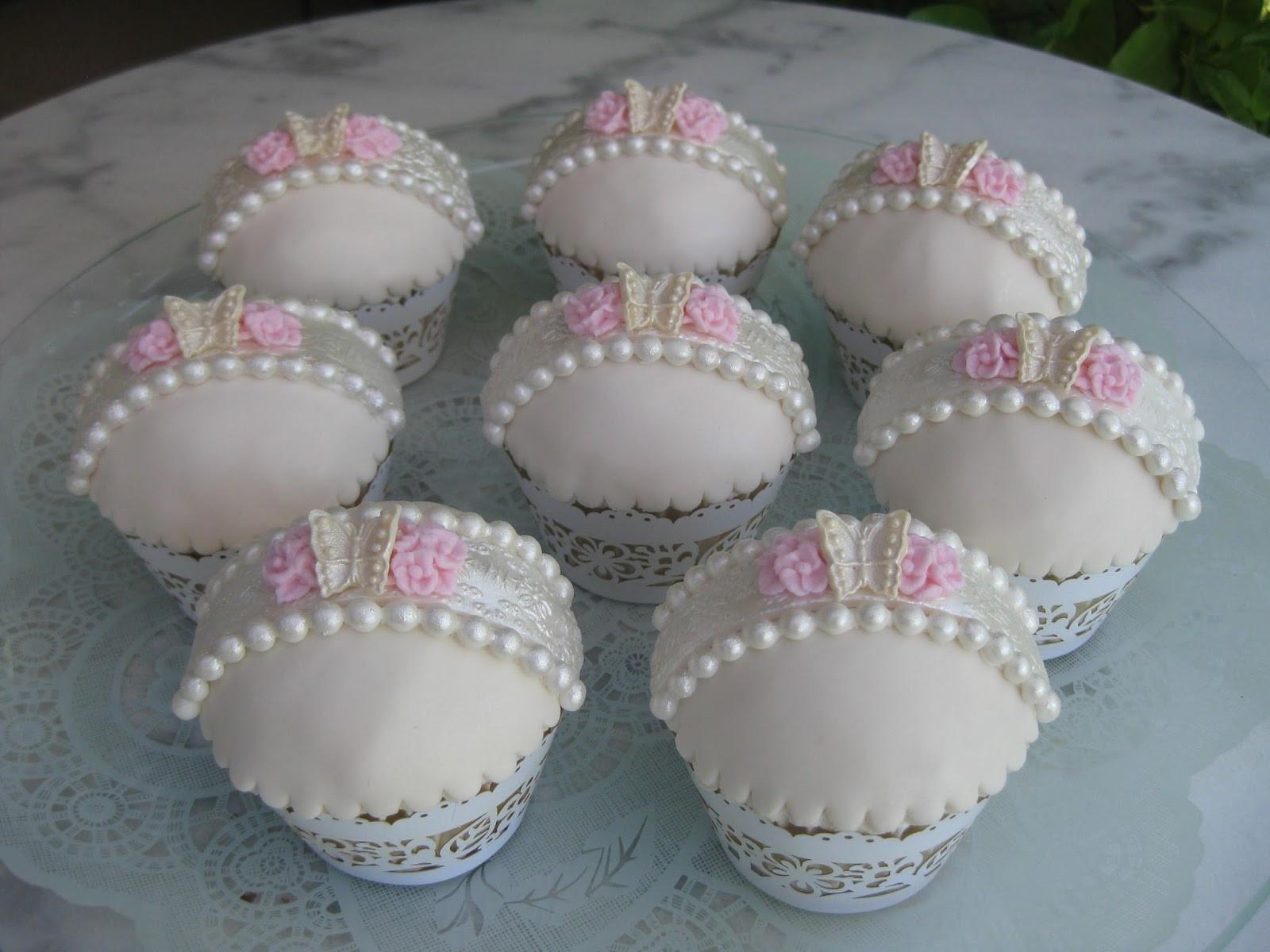 Wedding Shower Cupcakes  Sugar Chef BRIDAL SHOWER CUPCAKES