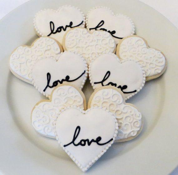 Wedding Sugar Cookies Decorating Ideas  Wedding Cookies Ideas