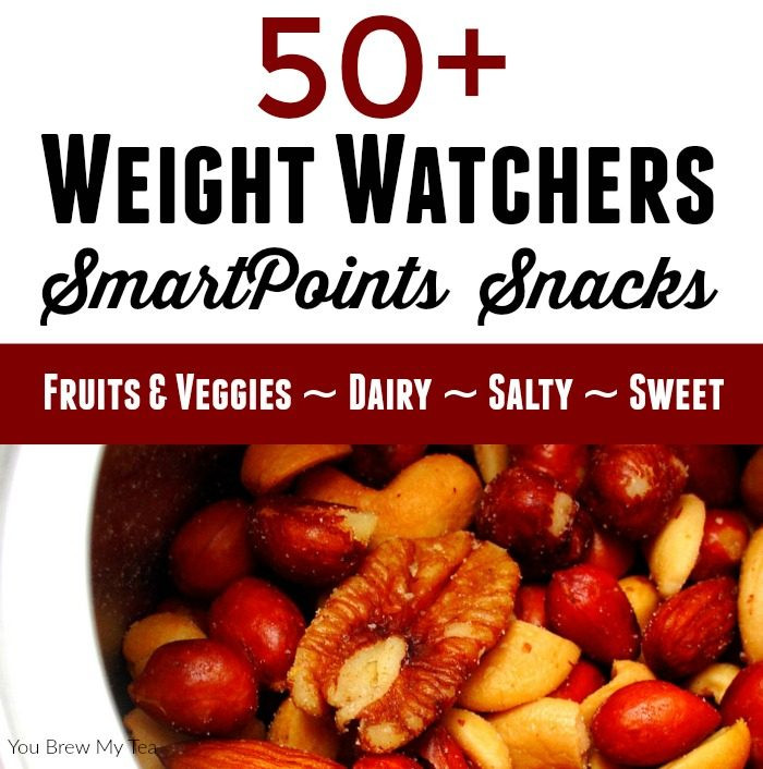Weight Watchers Healthy Snacks  50 Weight Watchers SmartPoints Snacks