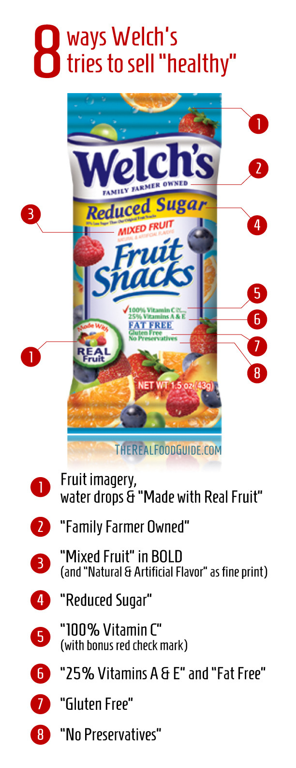 Welch's Fruit Snacks Healthy 20 Of the Best Ideas for Welch S Fruit Snacks Food Label