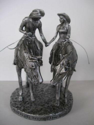 Western Cake Toppers For Wedding Cakes  Western Cake Toppers