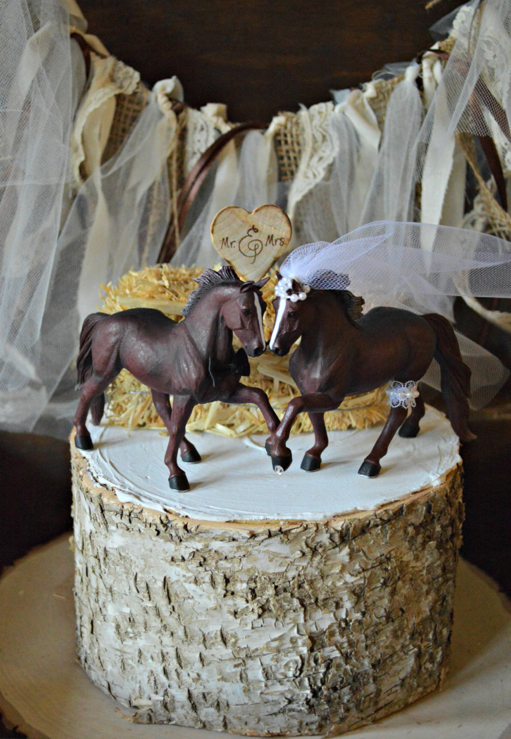 Western Cake Toppers For Wedding Cakes  Horse Wedding Cake Topper Western Cake Topper Country Western