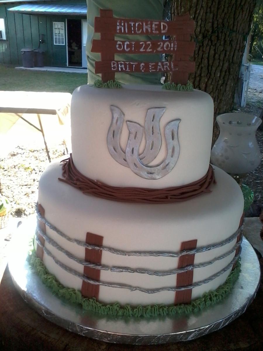 Western Wedding Cakes  Western Wedding CakeCentral