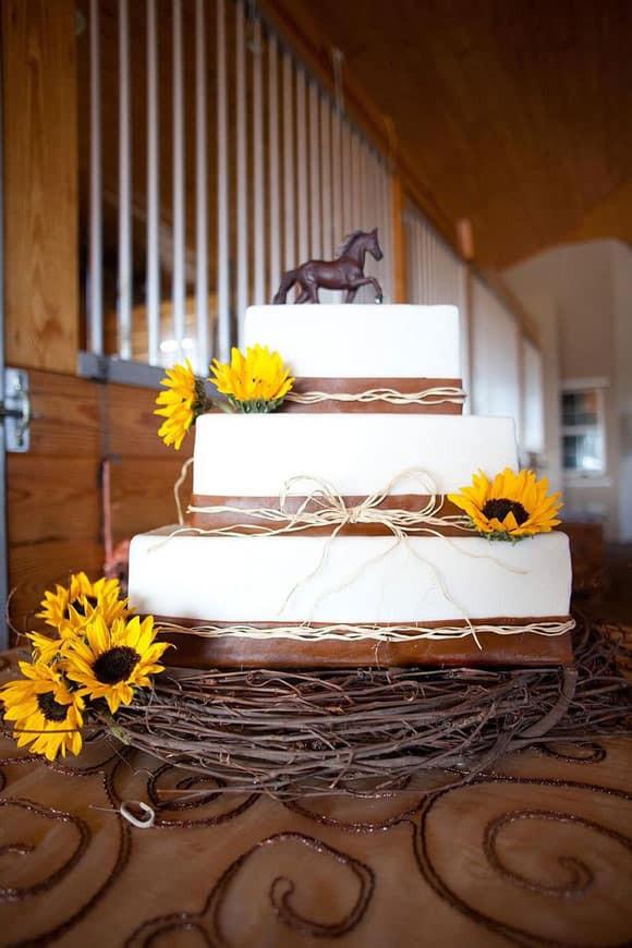 Western Wedding Cakes  Western Wedding Cakes Cowgirl Magazine
