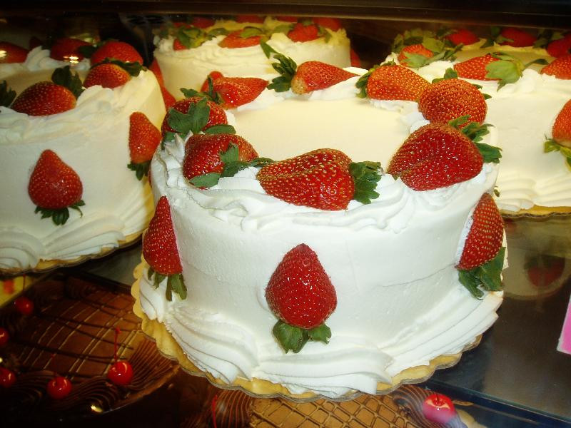Wheatfields Strawberry Wedding Cake Recipe  It s Cherry Season At WheatFields