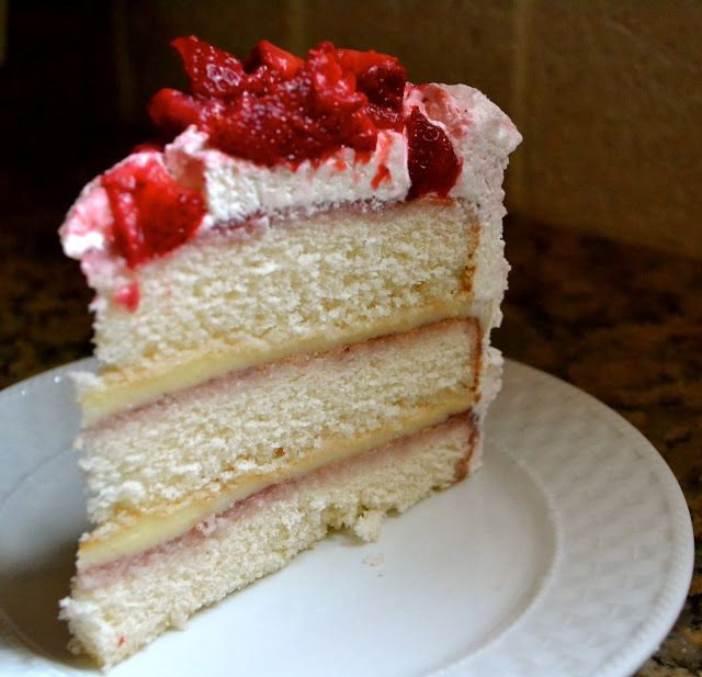 Wheatfields Strawberry Wedding Cake Recipe  Strawberry Shortcake Cake Trying to find the Wheatfields