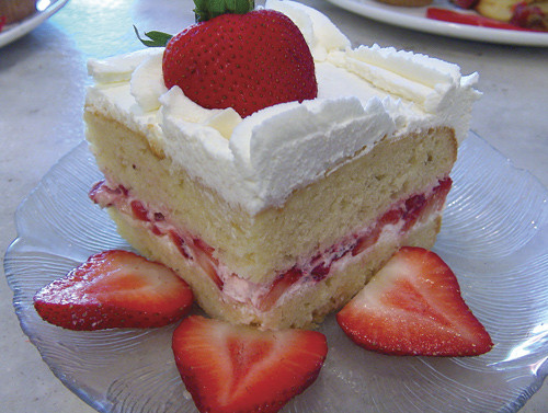 Wheatfields Strawberry Wedding Cake Recipe  101 Things to Love WheatFields Eatery And Bakery – one
