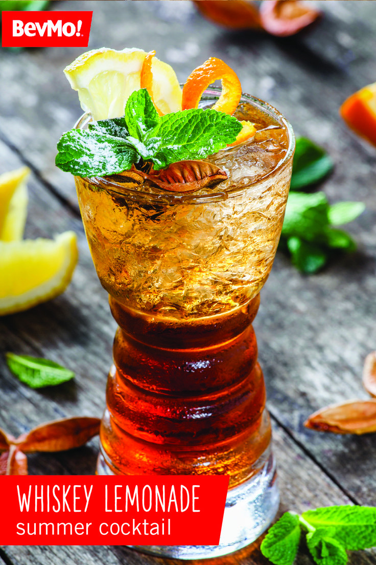 Whiskey Summer Drinks  270 best Whiskey Cocktails images on Pinterest