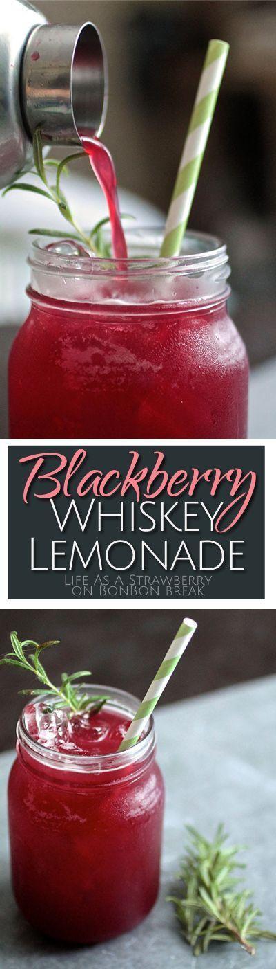 Whiskey Summer Drinks  Whiskey Summer cocktails and Blackberries on Pinterest