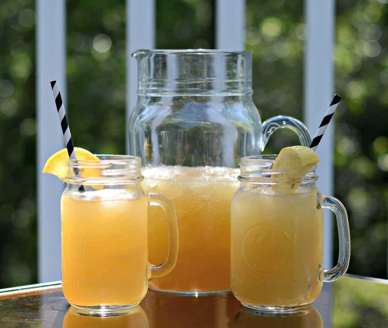 Whiskey Summer Drinks  Whiskey Slush