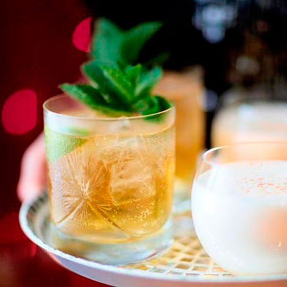 Whiskey Summer Drinks  18 show stopping drinks for garden parties Good Housekeeping