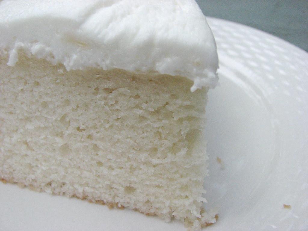 White Almond Wedding Cake Recipe From Scratch  Heidi Bakes My now favorite White Cake recipe