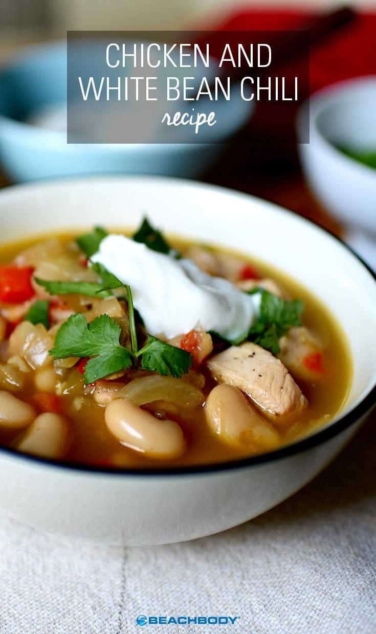 White Bean Recipes Healthy  17 Best images about Healthy Soups and Chilis on Pinterest