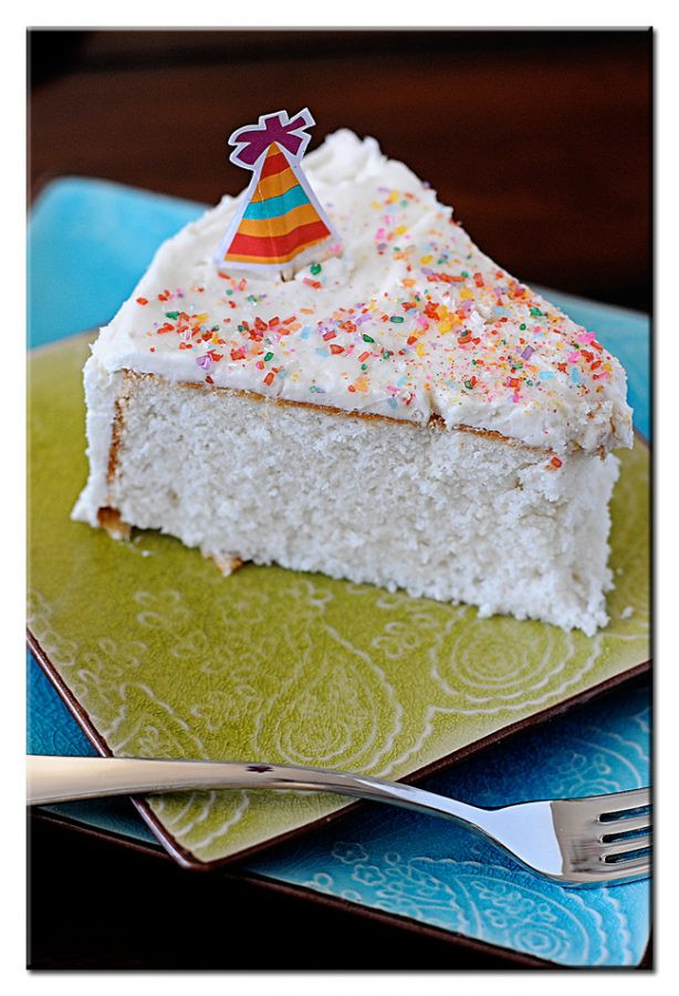 White Wedding Cake Frosting  White Wedding Cake Buttercream Frosting Dine and Dish