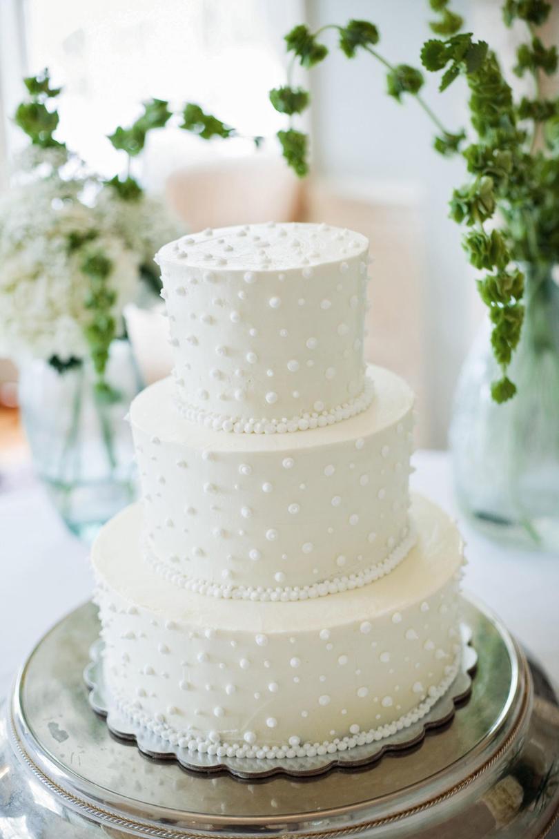 White Wedding Cakes  White Wedding Cakes Southern Living