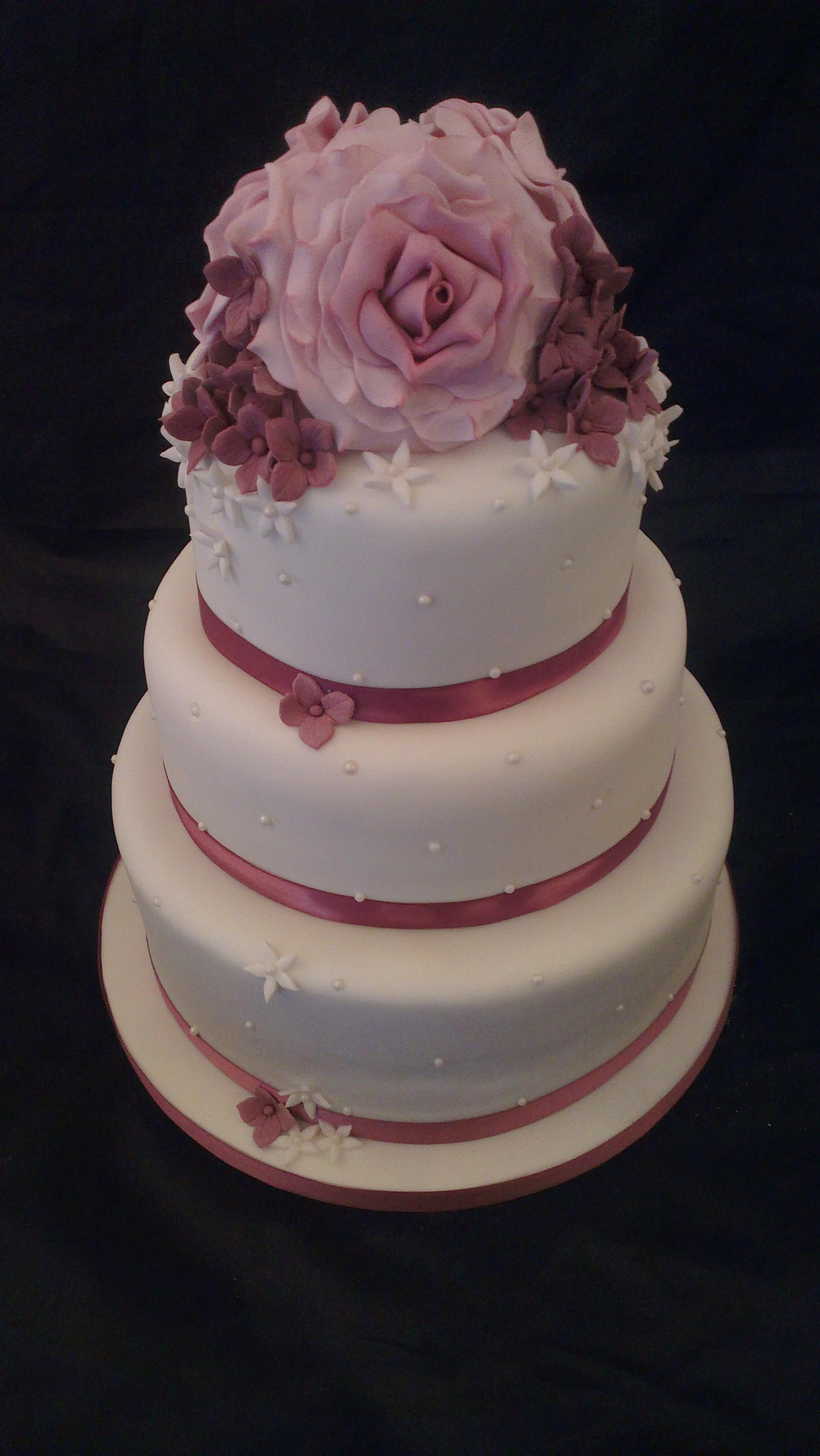 Who Makes Wedding Cakes  Wedding cakes Telford Shropshire fruitcake chocolate