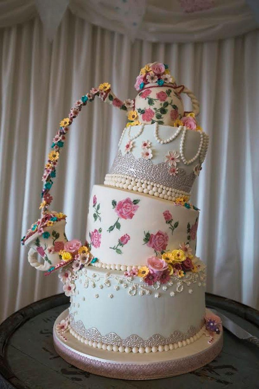 Who Makes Wedding Cakes  Indian Royal Wedding Cakes Theme HotFridayTalks