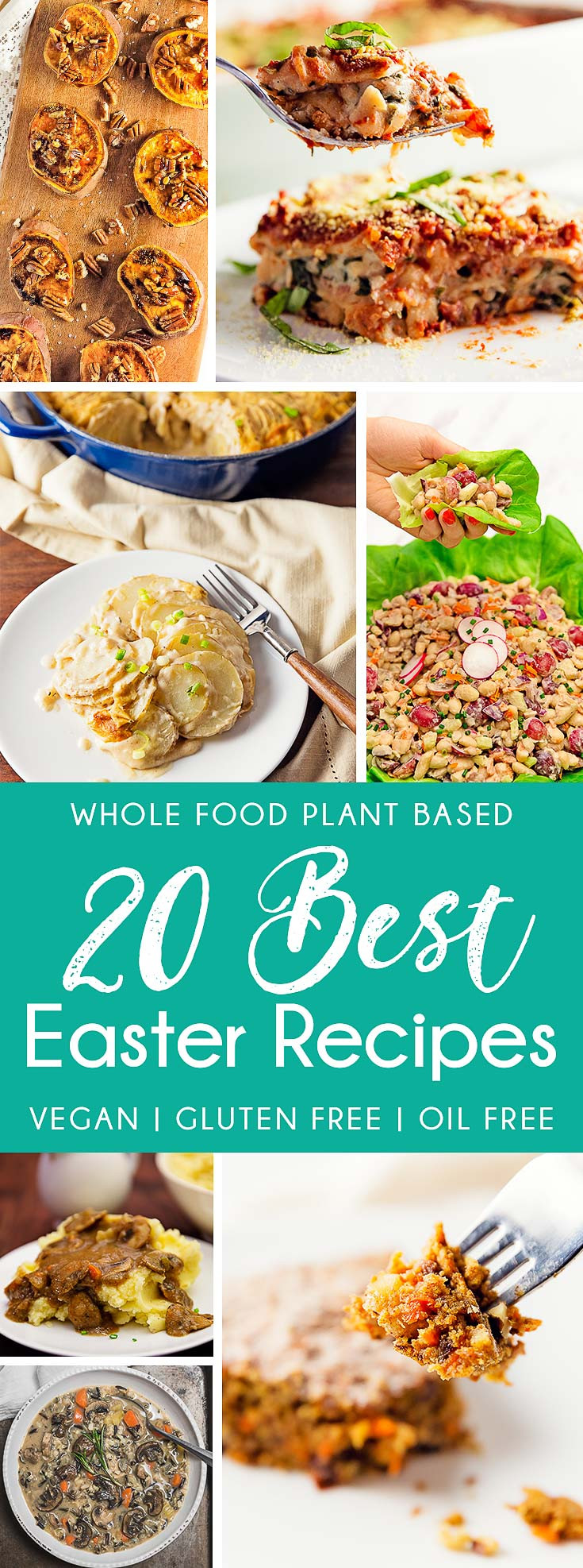 Whole Food Easter Dinner  20 Best Easter Recipes Monkey and Me Kitchen Adventures