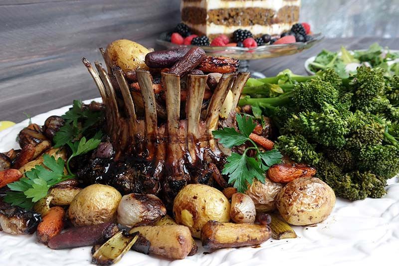 Whole Food Easter Dinner  Traditional Easter Feast Made Extraordinary Akron Ohio Moms