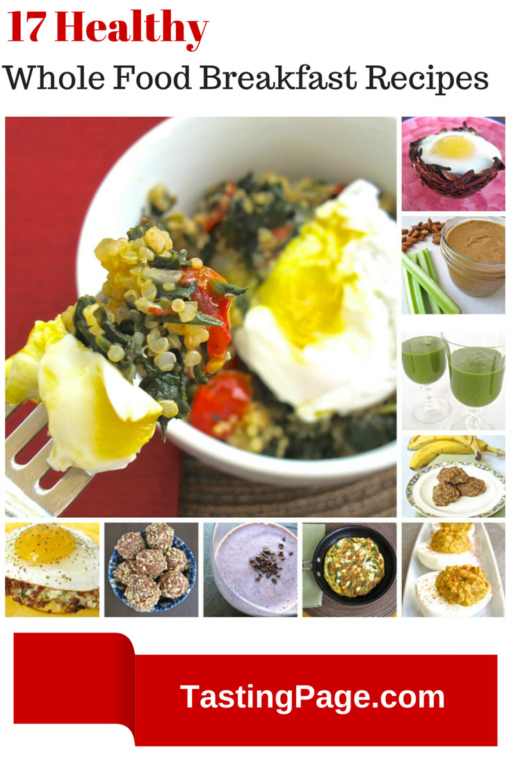 Whole Foods Healthy Snacks  20 Healthy Whole Food Dinner Recipes — Tasting Page