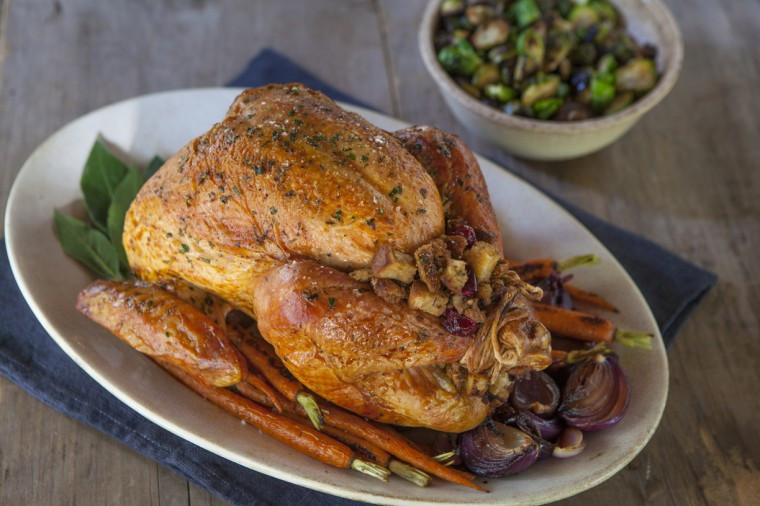 Whole Foods Organic Turkey  SPECIAL GIVEAWAY An Organic Turkey & Six Sides from Whole