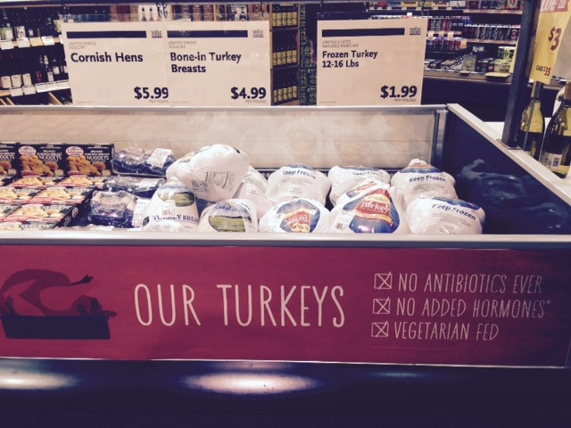 Whole Foods Organic Turkey  Whole Foods Thanksgiving Natural and Organic Turkey