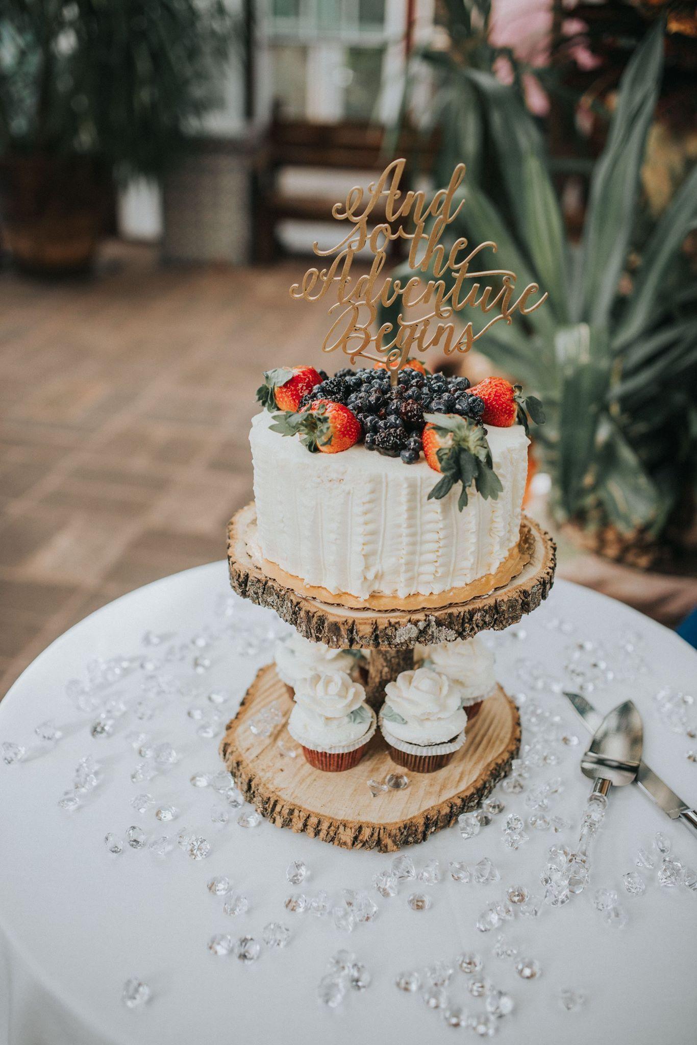Whole Foods Wedding Cakes  Wedding cake Whole Foods berry chantilly wood cake